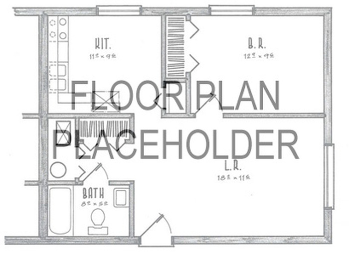 Studio A Floor Plan Image